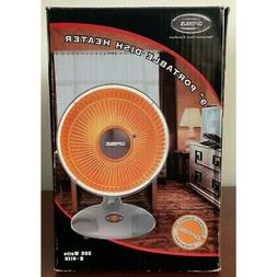OPTIMUS H4110S?9 Inch Portable Radiant Space Heater